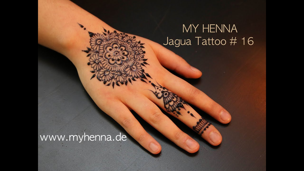 my henna jagua tattoo 16 youtube