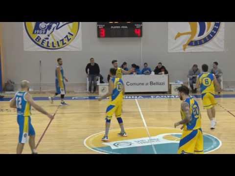 2016/2017, Serie D – 20° Giornata, Basket Bellizzi - Pallacanestro Salerno 69-58