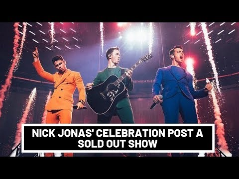 Nick Jonas Reveals How He And His Brothers Celebrate Post A Sold Out Show | Hollywood | SpotboyE Mp3