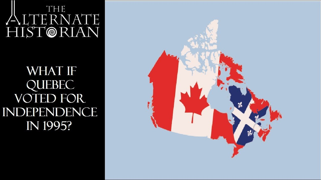 Why did the 1995 quebec referendum happen dating