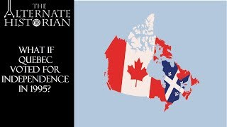 What If Quebec Voted For Independence in 1995?