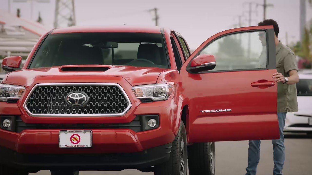 Toyota Of Orange >> Toyota Of Orange Spring Into Savings Sales Event Youtube