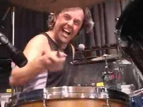 Metallica - Jump in the Studio: Metal Factory (October 31, 2002) Thumbnail image