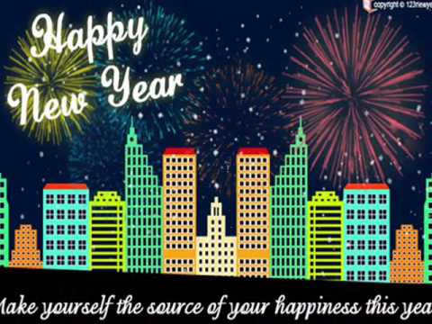 happy new year greeting card 2015 animated new year e cards