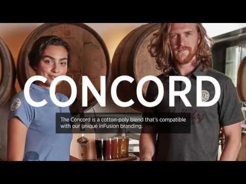 Concord Short Sleeve Polo