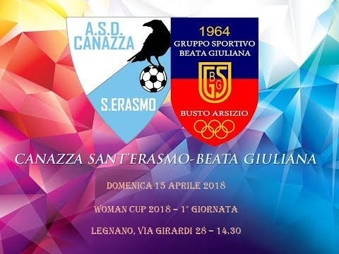 Woman Cup 2018 - Canazza S. Erasmo vs Beata Giuliana