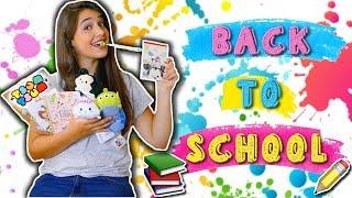 back to school   spécial tsum tsum
