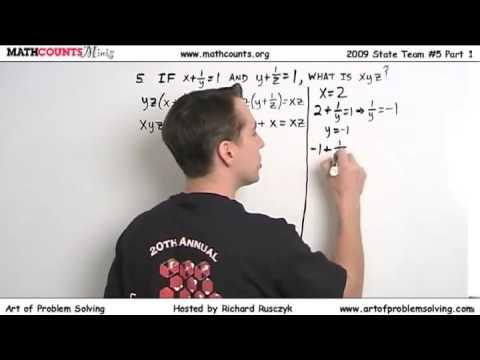 art of problem solving mathcounts