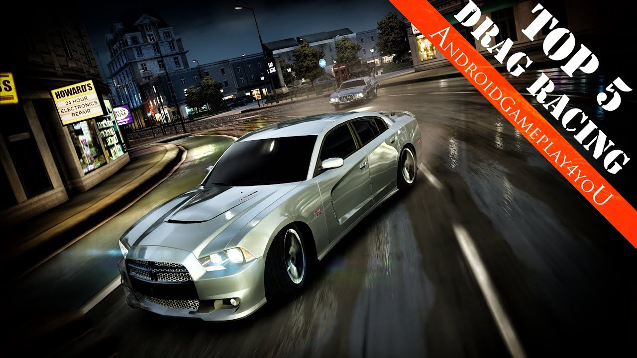 best online drag racing games