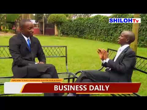 BUSINESS DAILY SHOW- SHILOH TV- HOW TO BUILD A SUCCESSION PLAN FOR YOUR BUSINESS