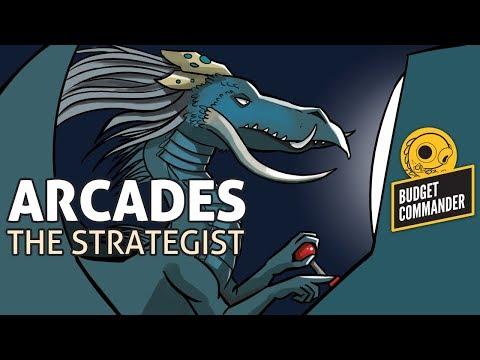 Budget Commander: Arcades,
