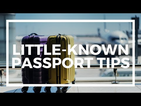 Have a little known passport? Here's what could happen