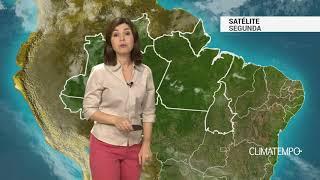 Previsão Norte – Rio Branco e Porto Velho com chuva