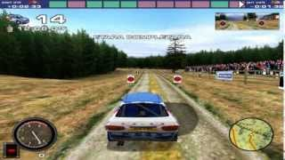 Mobil 1 Rally Championship (Magnetic Fields) (Windows) [1999] [PC Longplay]