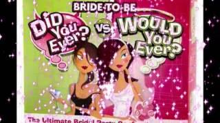 Fun Bachelorette Party Games