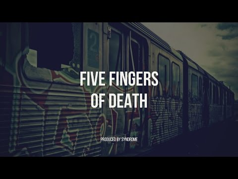 Five Fingers of Death Instrumental (Prod. By Syndrome)