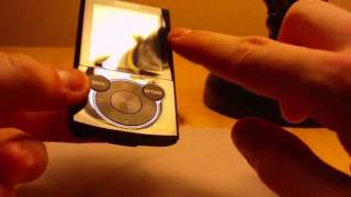 Sony Walkman E344 MP3 Player REVIEW