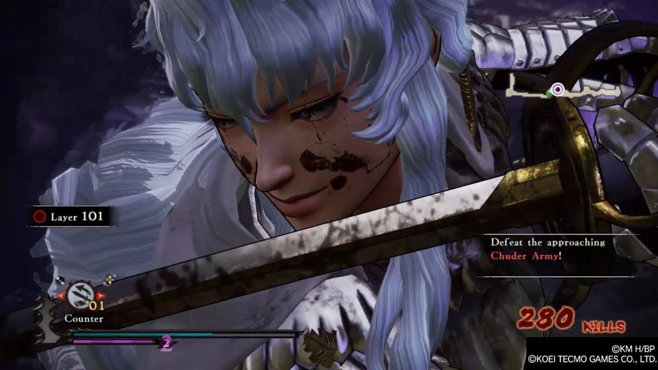 BERSERK and the Band of the Hawk Griffith Reborn Level 99 Gameplay ...