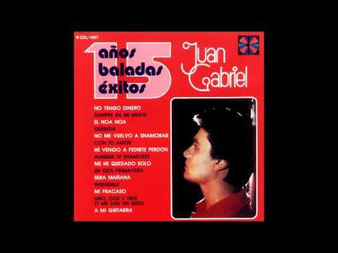 Me He Quedado Solo -  Juan Gabriel