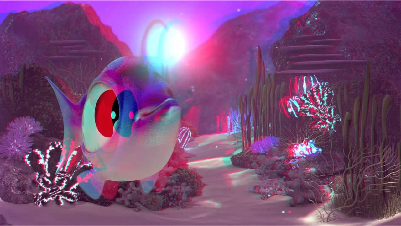 Video en 3d con gafas rojo y azul youtube for Imagenes en 3d y hd