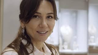 Ювелирный этикет: драгоценные амулеты на каждый день в новом видео Vogue и OBERIG