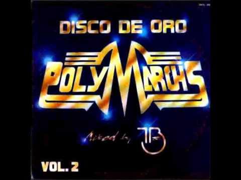 DISCO DE ORO DE POLYMARCHS Vol. 2 - (Varios artistas) - 1987