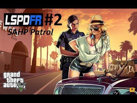 LSPDFR 2 [RDE] | SAHP Patrol