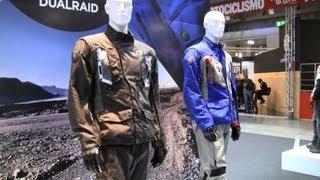 SCOTT Dual Raid TP Jacke News 2013 auf der Eicma 2012