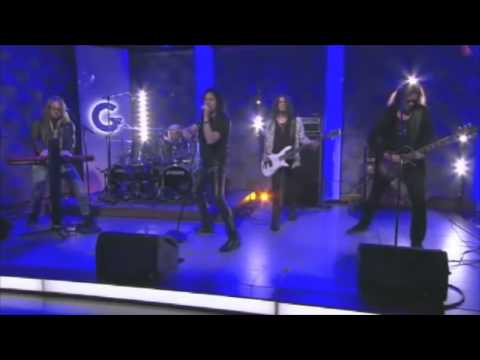 "NORDIC BEAST - ""GOOD MAN SHINING"" (J. Norum) live @ God Morgen Norge (TV2)"