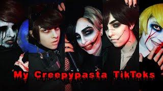 My Creepypasta TikToks Part 4