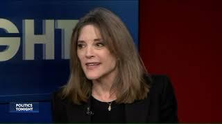 Marianne Williamson on Politics Tonight on WGN Chicago - Part 2