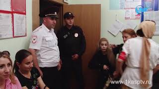 Отряд добровольной народной дружины охраняет и оберегает Каспийск уже 13 лет