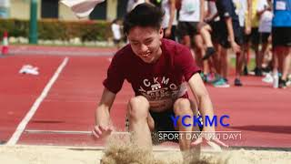 Publication Date: 2019-10-03 | Video Title: SPORT DAY1精華相片(YCKMC余振強紀念中學)