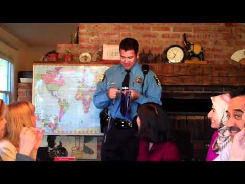 #1--LPD Officer Bock talks about personal safety