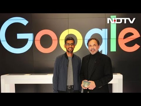 Exclusive: Prannoy Roy Speaks To Google CEO Sundar Pichai