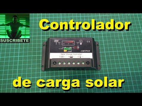 Que tiene adentro? #12: Controlador de carga solar, solar charge controller