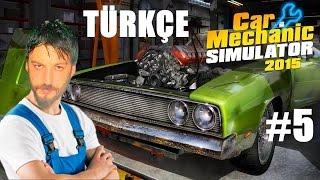 Car Mechanic Simulator 2015 | Türkçe Yama | Bölüm 5
