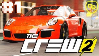 The Crew 2 #1 - Willkommen zur MotorNation! - Daniel Gaming - The Crew 2 Beta