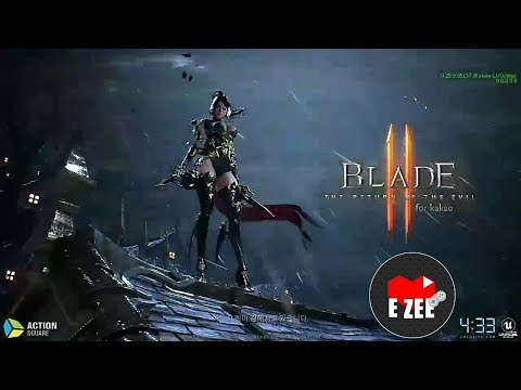 Blade 2 KR [CBT] Android Game Play  - Akhirnya Bisa Nyobain Game Yg Ditungu2..