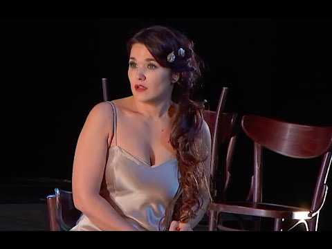 "Olga Peretyatko in ""La Traviata"" (Verdi). Part 1 / Ольга Перетятько в опере ""Травиата"" (Верди)"