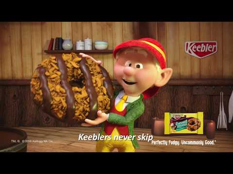How Does Keebler Make Perfectly Fudgy Coconut Dreams Fudge Cookies?