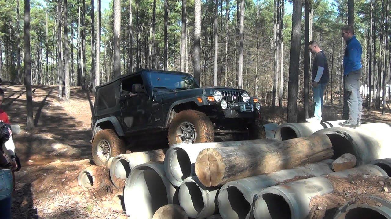 Durhamtown Warner Robins Jeep Club 173 - YouTube