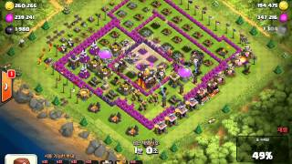 Million-Loot Raid (Clash of Clans, Lord Baratheon, 2015Jan21)