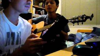 love the way you lie cover