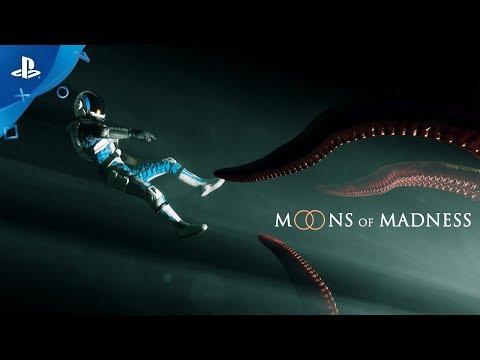 Moons of Madness вышла в релиз