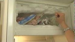 Jääkaappi ja pakastin