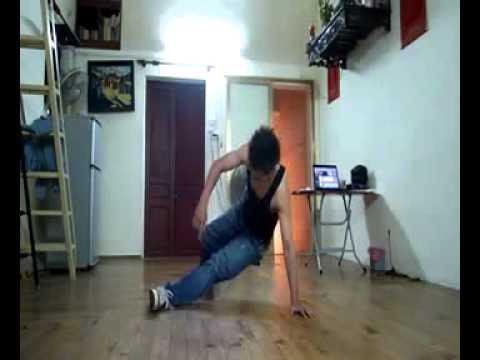 Dạy Nhảy Hip Hop 2  Cơ Bản Handmade Clip   Big Toe Crew   Clip giải trí  hài kịch