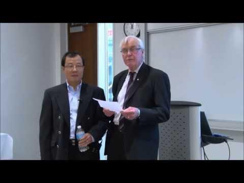 Dr Guojun Liu - Waterloo Institute for Nanotechnology (WIN) Seminar