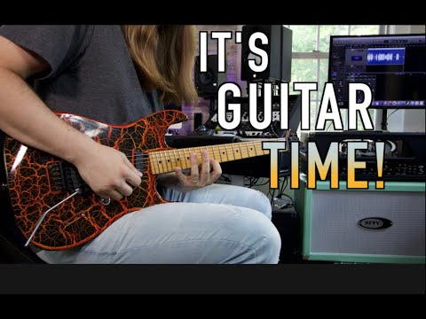 It's Guitar Time!!! ( Live @ 8PM)