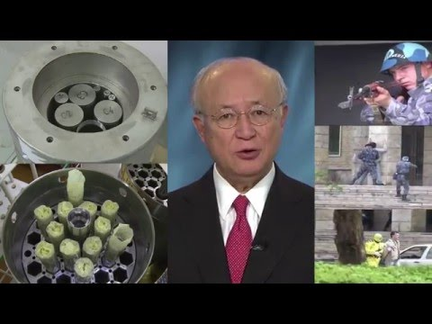 The IAEA - A Global Platform for Cooperation in Nuclear Security